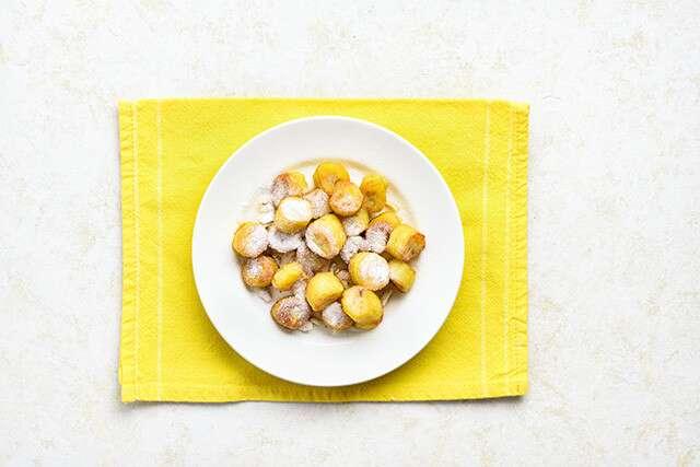 Healthy Late Night Snack: Banana Fry
