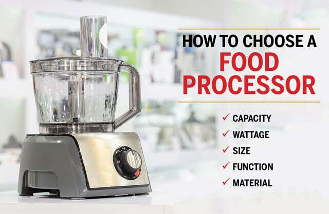 What to Look for Before Buying Food Processor for Meat