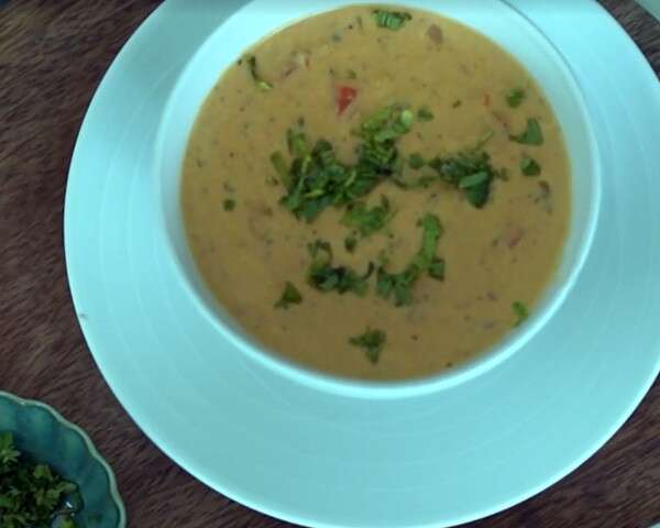Here Is A Recipe Of Fire Roasted Tomato Soup For Cosy Winter Nights