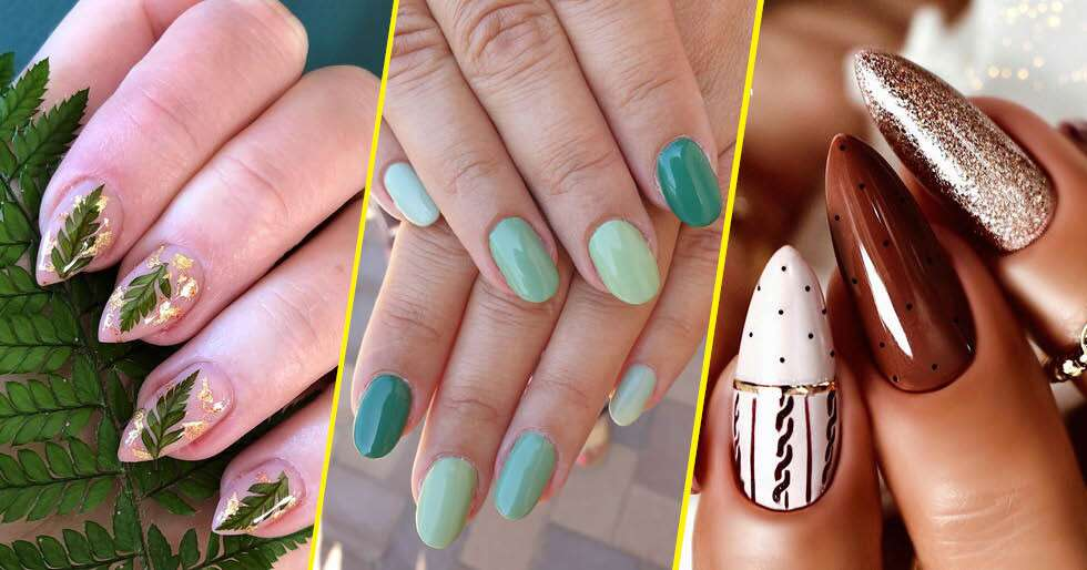 Autumn Nail Art Ideas To Flaunt This Season Femina In