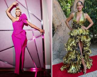 The Red Carpet Of 2020: Emmy Awards Was A Star-Studded Gala