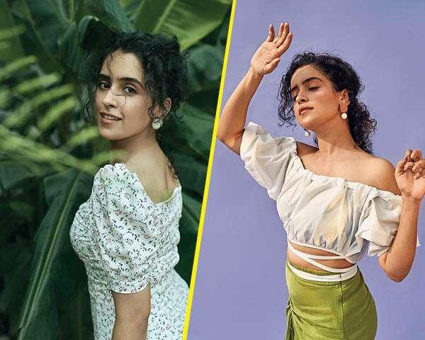 The Rising Star: Sanya Malhotra Gets Real With Femina