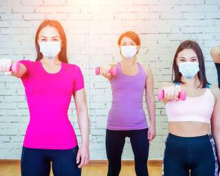 As Gyms Reopen, Here Are The Safest Face Masks To Work Out In