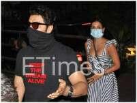 Arjun Kapoor And Malaika Arora Arrive At Kareena Kapoor Khan's House