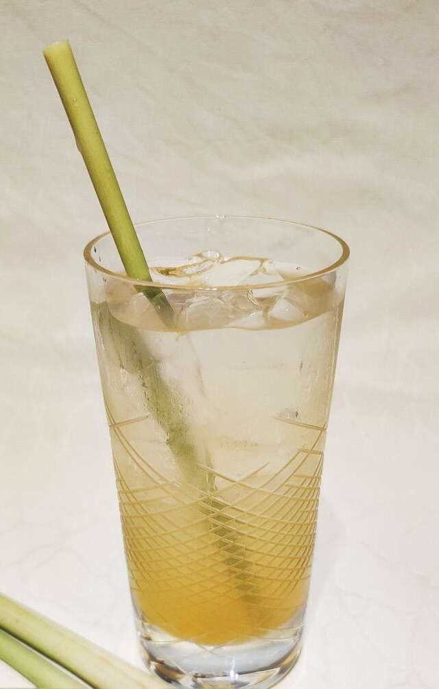 Coconut Lemongrass and Passion Fruit