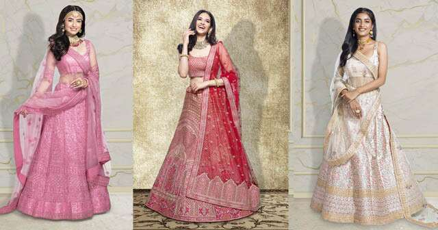 Mohey's Wedding Collection For Bridal Season