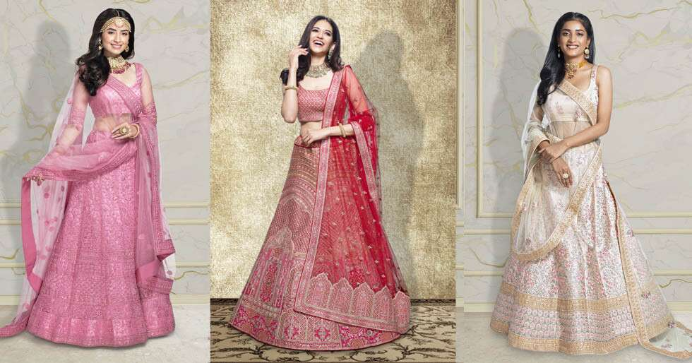 Mohey's Wedding Collection Sets The Tone For The Bridal Season