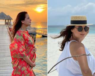 7 Times Mommy-To-Be Dia Mirza Set Major Maternity Fashion Goals