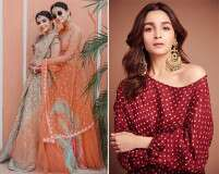 8 Stylish Bridesmaid Outfit Ideas To Steal From Alia Bhatt's Wardrobe