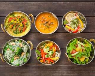 Mindful Eating: Losing Weight By Following An Indian Diet