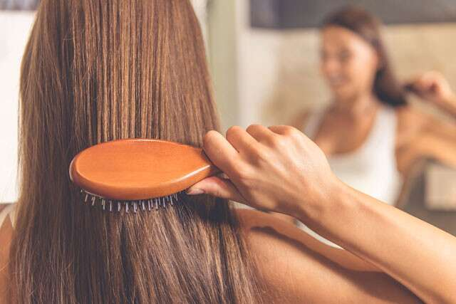 What else can I do for healthy hair?