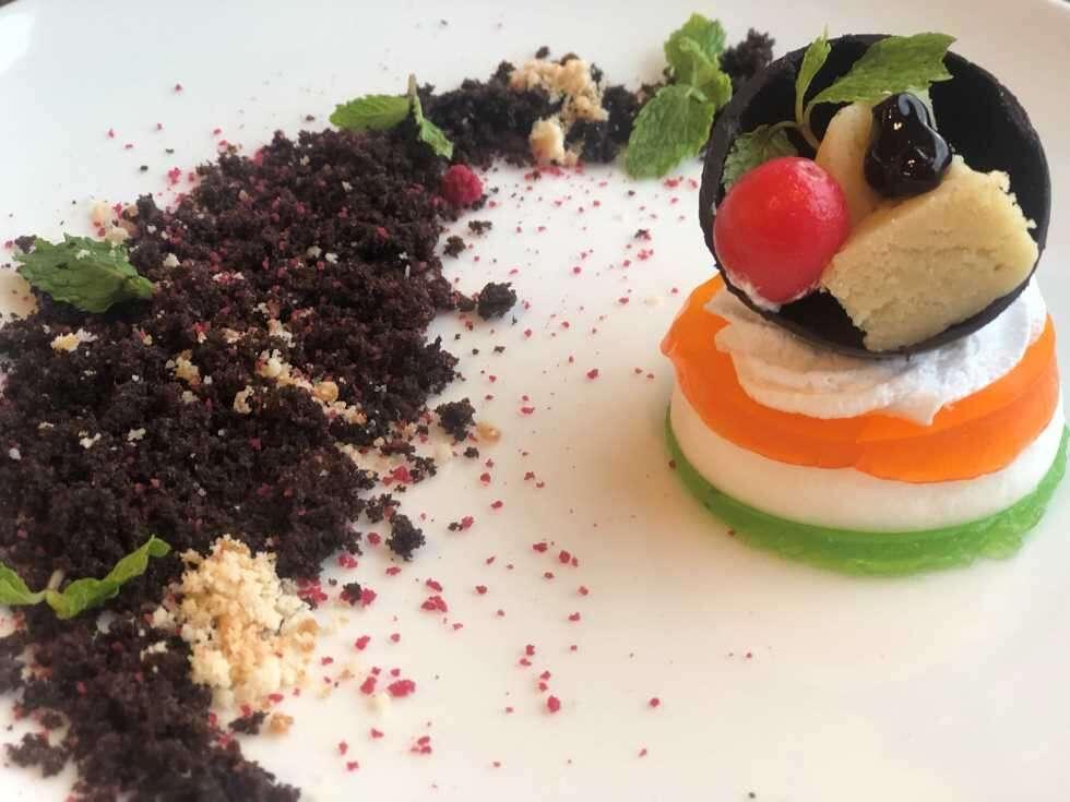 sm tricolour desserts Tricolour Jellies