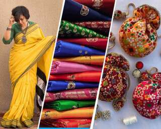 #NationalHandloomDay: Travel To Bring Home A #MakeInIndia Tradition