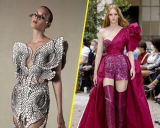 Couture Week Dresses That We Want To See On The Red Carpet