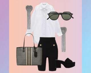 3 Non-Boring Ways to Style Your Basic White Shirt