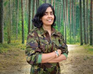 Wonder Woman: Dr Seema Rao, India's First And Only Woman Commando Trainer