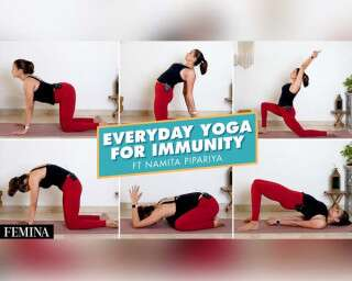 These Yoga Poses Can Help Improve Your Immunity
