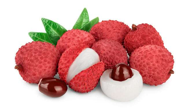 Lychees is Source Of Vitamin C And Folic