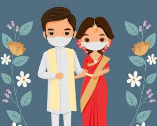 #CovidWeddings: Love Is Infectious, Your Wedding Doesn't Have To Be