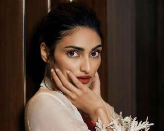 Watch: Athiya Shetty Sets The Temperature Soaring In This BTS Video