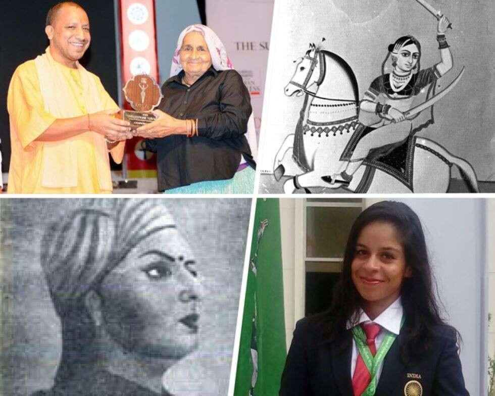 Daughters of Uttar Pradesh