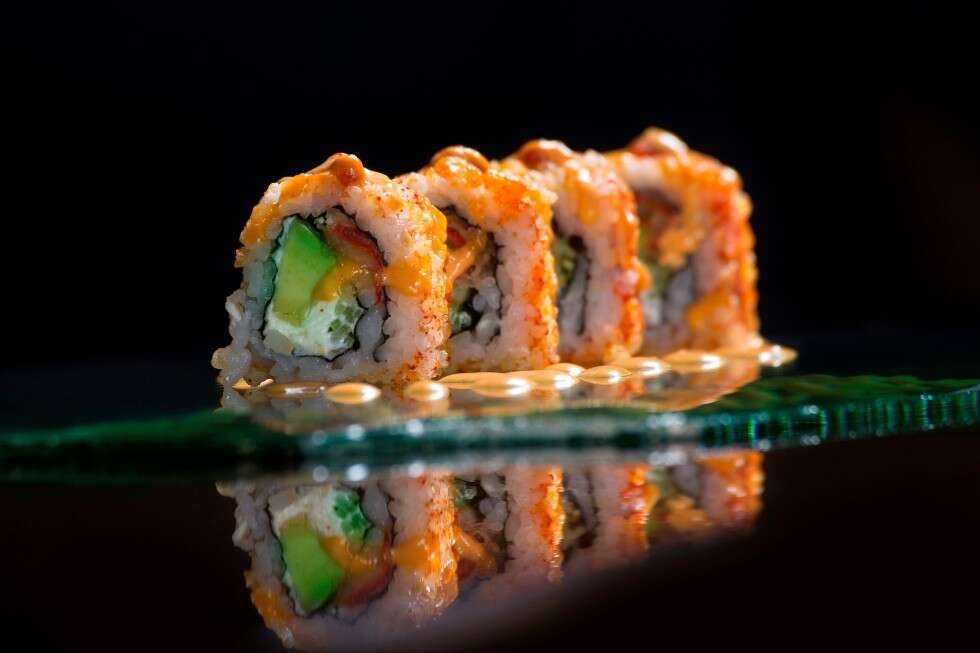 ten great places for sushi