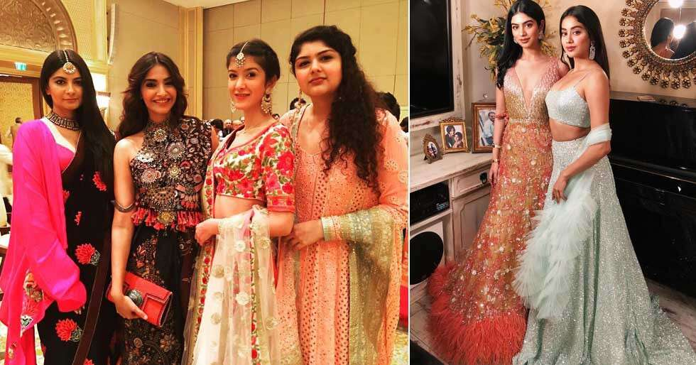 Looking Back At Major Ethnic #StyleInspo From The Kapoor Sisters