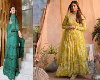 Take Spring Wedding Outfit Inspo from Indian Bloggers