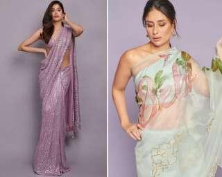 Sari Trends To Help You Shine Bright This Wedding Season