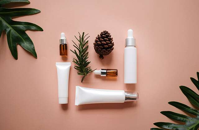 Keep your beauty routine minimalistic
