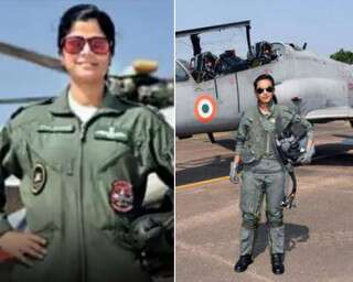Ft Lt Swati Rathore Will Be The First Woman To Lead Flypast On Republic Day