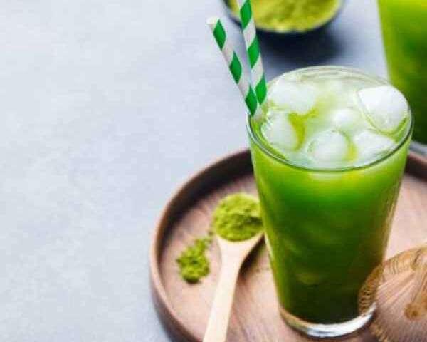 t Cucumber Matcha Lemonade