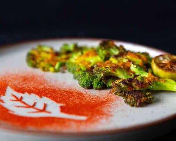 t Immunity Boosting Charred Broccoli