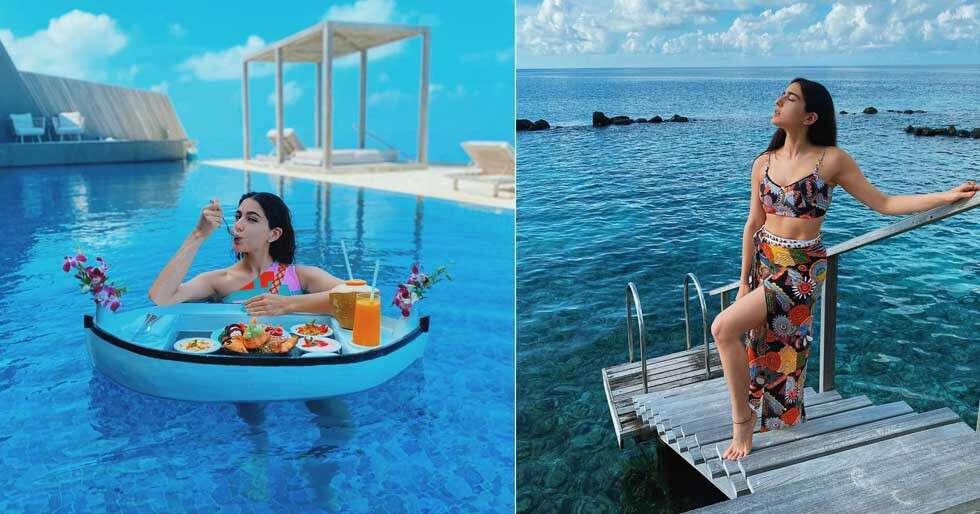 What To Wear On A Beach: Takeaways From Sara Ali Khan