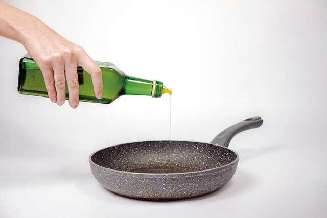 Olive Pomace oil,