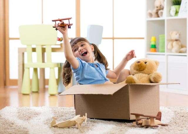 Make A Special 'Play Box'
