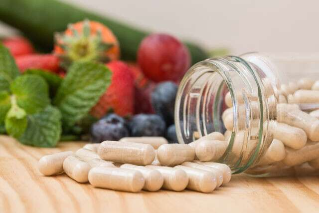 Side effects of taking oral vitamin K supplements