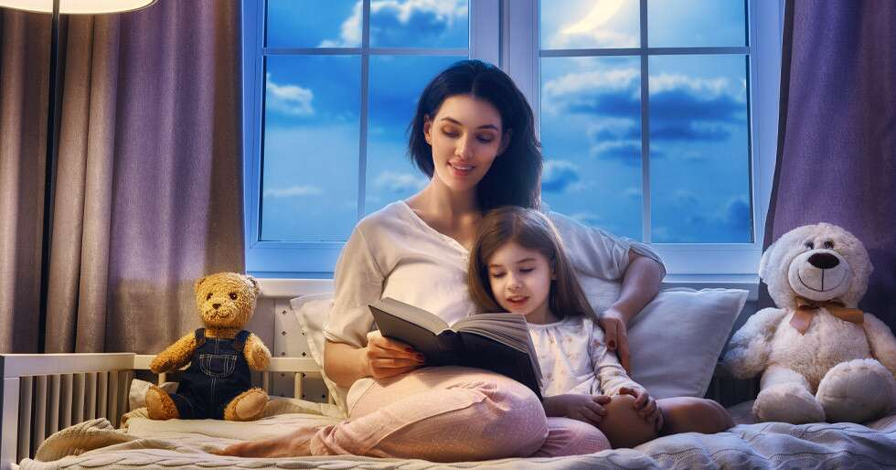 Importance Of Storytelling In Your Child's Overall Development