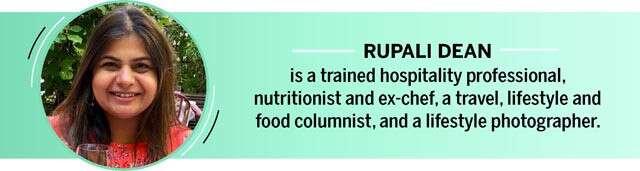 delhi restaurants Rupali Dean expert panel