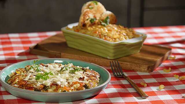 Father's Day Ranveer Brar recipes - Mac & Cheese
