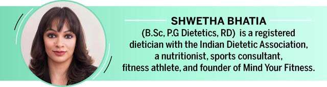 intermittent fasting shwetha bhatia expert
