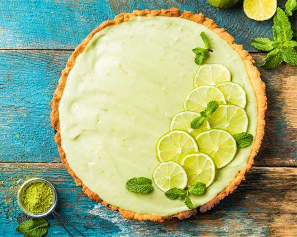 Key Lime Pie from the USA
