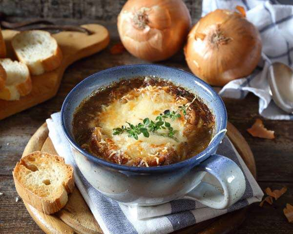 Onion Soup from France