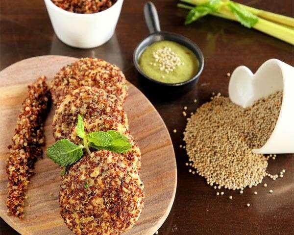 Quinoa to the rescue