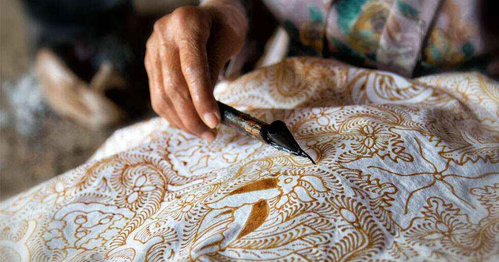 Wondering About Batik Wax Art? Then Create Your Own With This DIY