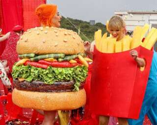 Are You Ready To Witness Some Super Fun Food-Inspired Outfits?