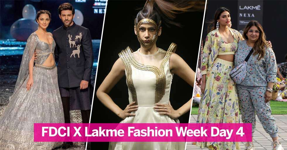 Day 4: FDCI x Lakme Fashion Week 2021