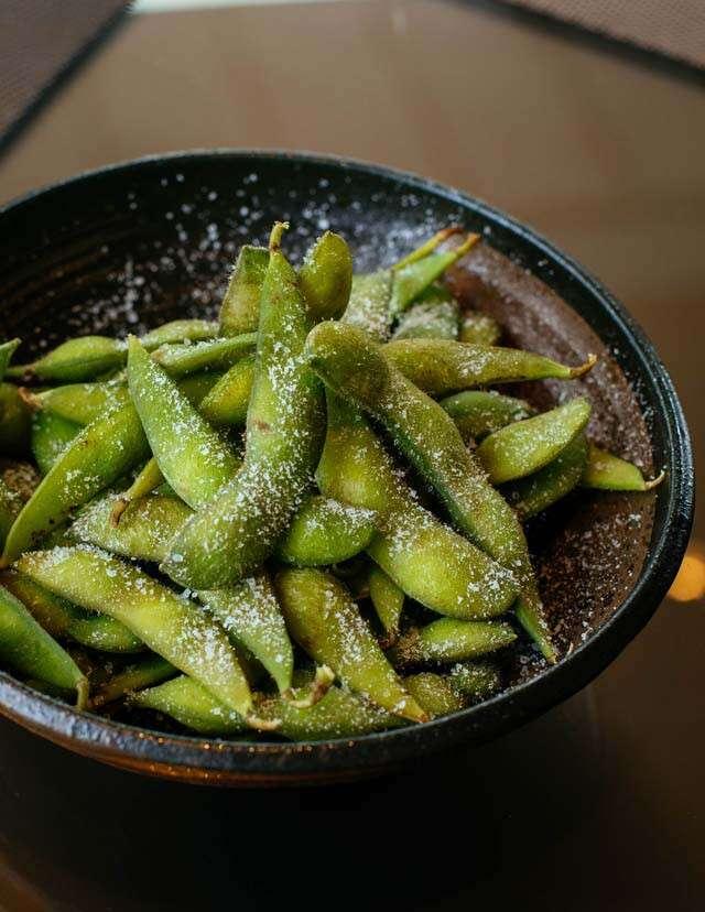 High Protein Vegan Foods - Edamame