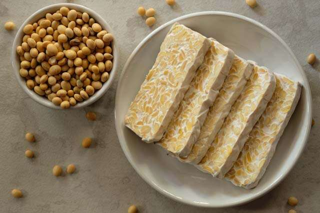 High Protein Vegan Foods - Tempeh