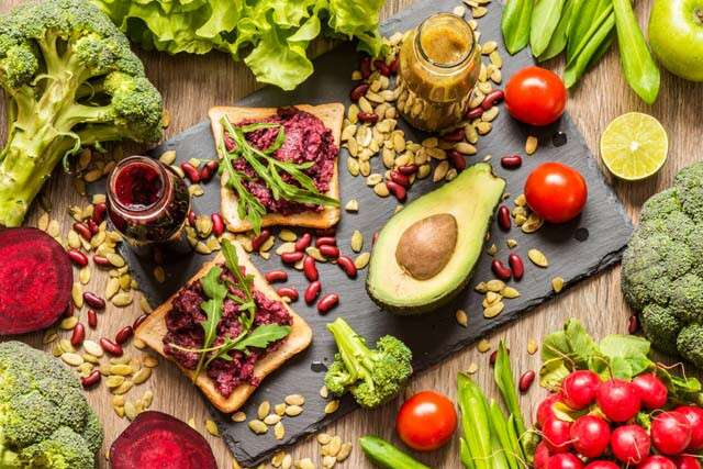 High Protein Vegan Foods for Vegetarian